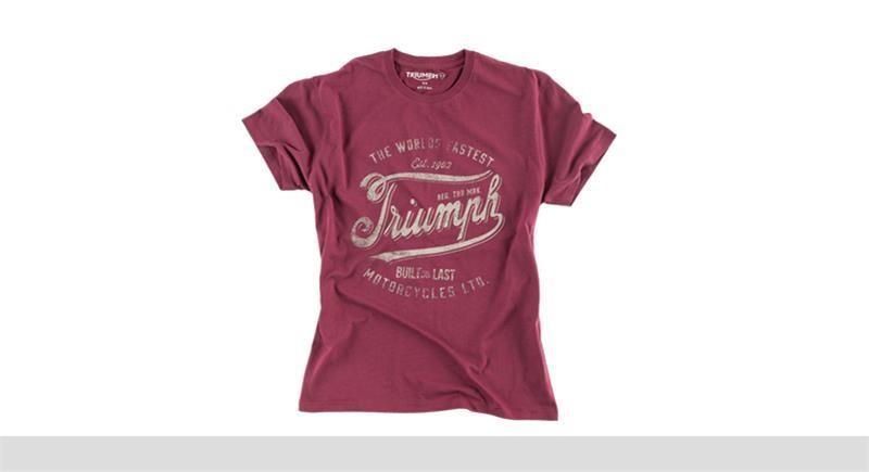 TRIUMPH Lancaster Tee