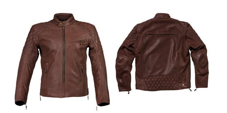 TRIUMPH Arno Brown Jacket