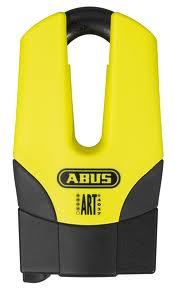 ABUS Granit Quick Pro Yellow 4**** ART goedgekeurd