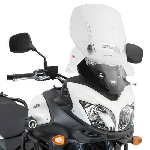 Givi Suzuki  Windscherm Airflow DL650 (V-Strom) Helder