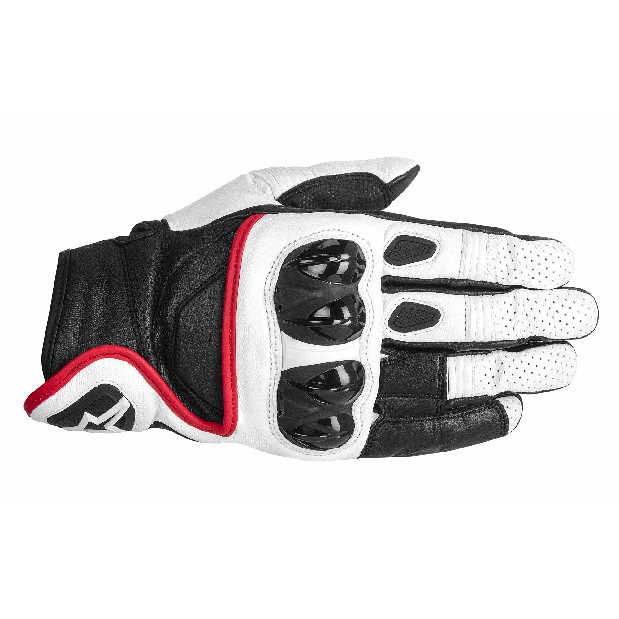 Alpinestars Celer Glove Zwart/Wit/Rood / Sporthandschoen