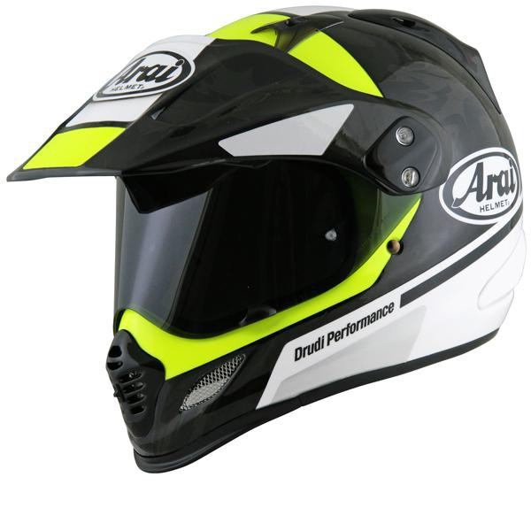 Arai Tour-X4 Mission Neon