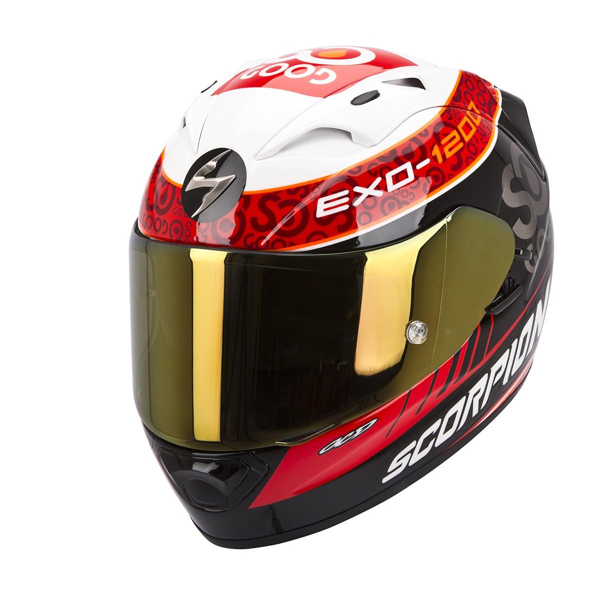 Scorpion EXO-1200 Air Helm Charpentier