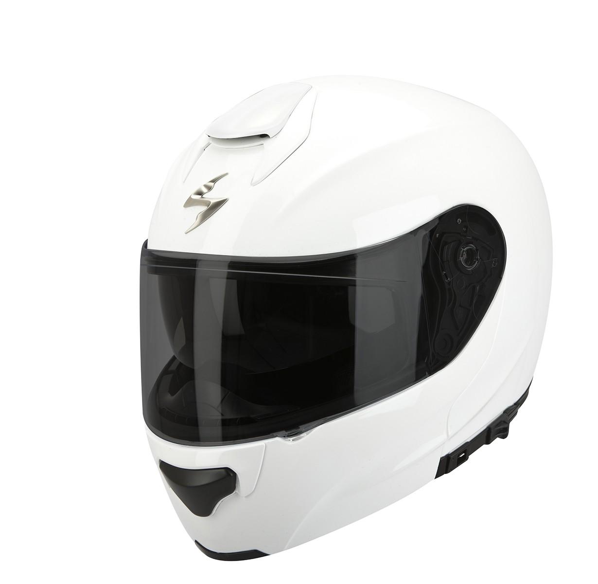 Scorpion EXO-3000 Air Helm White