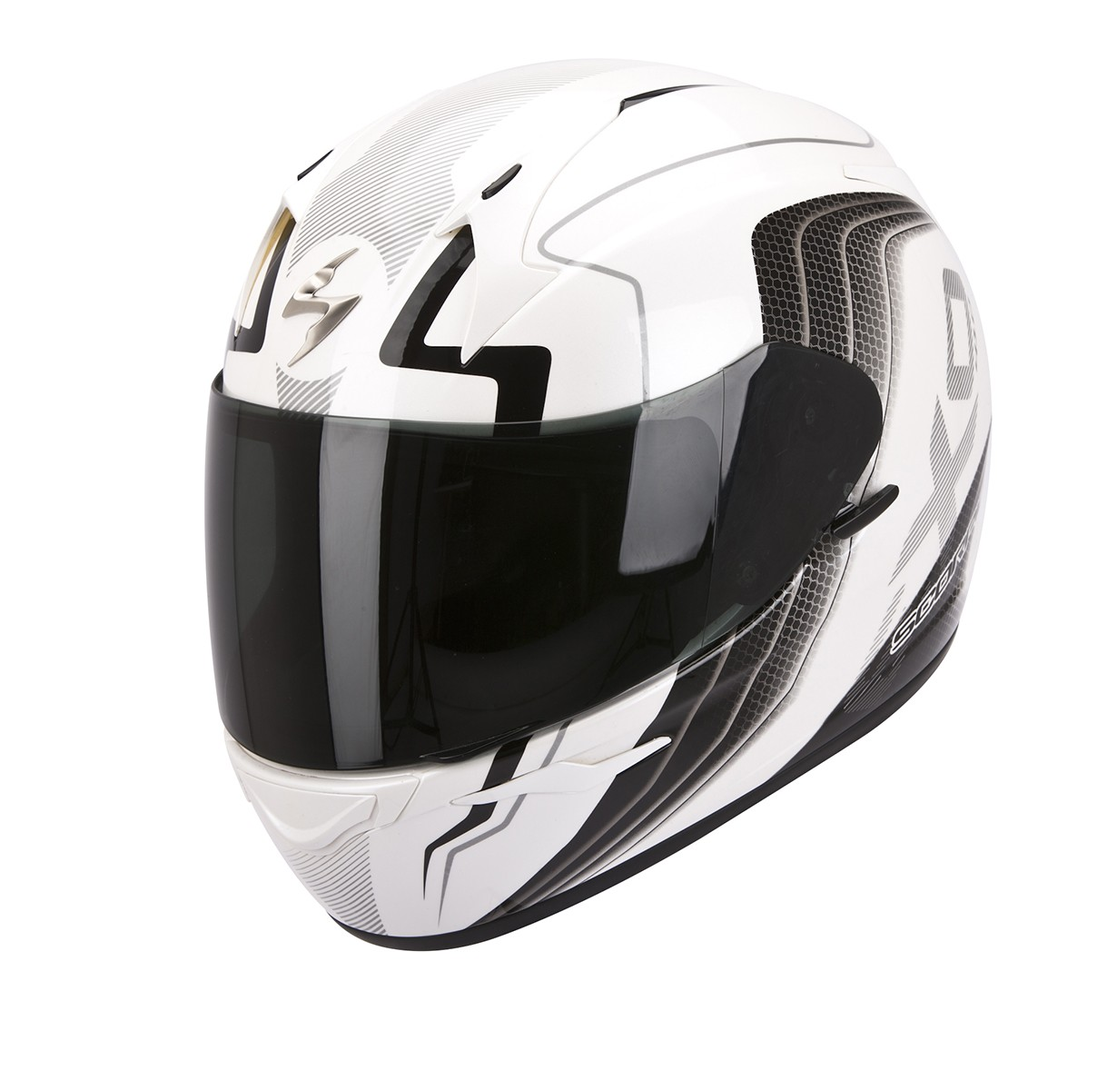 Scorpion EXO-410Air Altus Pearl White/Black