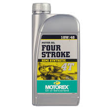 Motorex 10W40 Half Synthetisch Olie 1liter