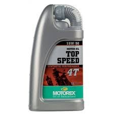 Motorex 15W50 Semi Synthetic 1liter (Synthetic Performance)