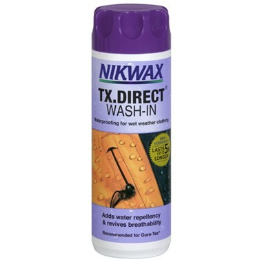 Nikwax TX Direct wash in
