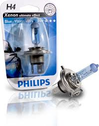 Philips H4 Blue Vision