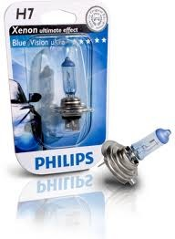 Philips H7 BlueVision