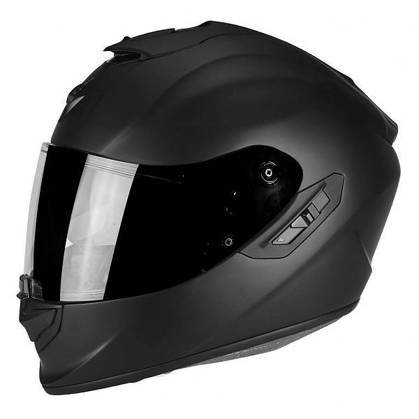 Scorpion EXO-1400 Air Helm Solid Mat Zwart