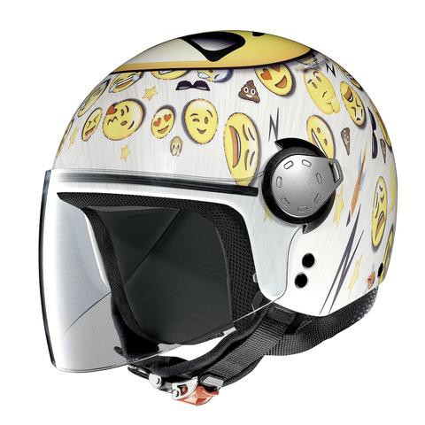 GREX G1.1 Motorhelm Artwork 28 (Kids)