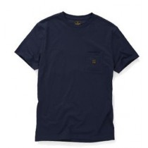 TRIUMPH Ditchling Tee Donker Blauw
