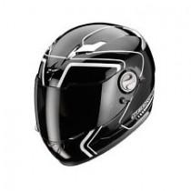 Scorpion Exo-500 Air Helm West Noir/Blanc