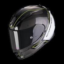 Scorpion EXO-510 Air Motorhelm Frame Zwart / Neon Geel / Wit