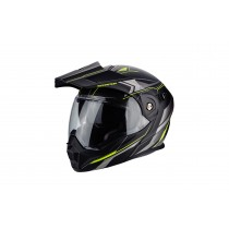 Scorpion ADX-1 Helm Matt Black Neon Yellow