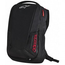 ALPINESTARS City Hunter BackPack Zwart/Rood