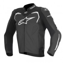 Alpinestars GP PRO Leather Jacket Zwart Motorjas