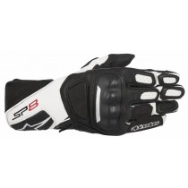 ALPINESTARS SP-8 V2 Zwart/Wit Handschoen