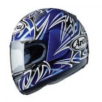 Arai Astro-R Twisted Blue
