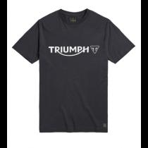 TRIUMPH Cartmel T-Shirt Zwart