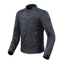 REV'IT! Eclipse Motorjas Donkerblauw (Zomerjas)