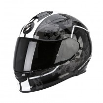 Scorpion EXO-510 Air Motorhelm Guard Zwart / Wit