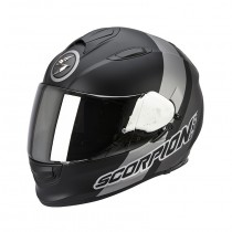 Scorpion EXO-510 Motorhelm Air Hero Mat Zwart / Zilver