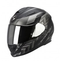 Scorpion EXO-510 Air Helm Scale Matte Black-Silver