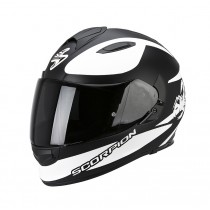 Scorpion EXO-510 Air Helm Sublim Matte Black-White
