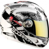 Scorpion EXO-1000Air Pulse White