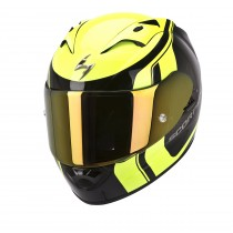Scorpion EXO-1200 Air Helm Stream Tour Geel