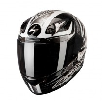 Scorpion EXO-2000 Air Helm Shifter Black/White