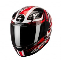 Scorpion EXO-2000 Air Helm Shifter Rood