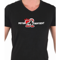Motortoertocht voor het goede doel T-shirt (Large)