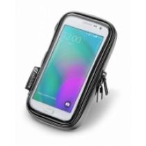 """Houder voor smartphone 4.5"""" voor tubular stuur"""