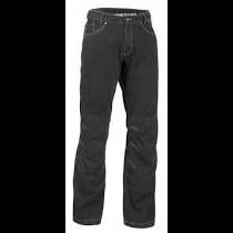 Lindstrands Wrap Zwart Spijkerbroek