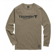 TRIUMPH Bettmann Khaki Top