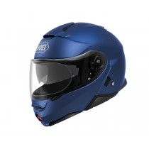 SHOEI Neotec II Motorhelm Mat Blauw Metallic