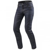 REV'IT! Vendome 2 Motorjeans Blauw