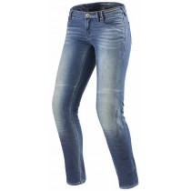 REV'IT! Westwood SF Motorjeans Blauw (Dames)