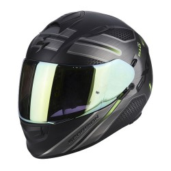 Scorpion EXO-510 Air Route Helm zwart / groen